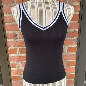 American Eagle Outfitters Double Strap Tank